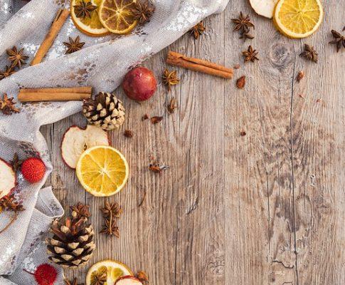 Pensar en la decoración de Navidad en verano